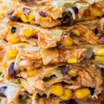 Cowboy Quesadilla Recipe