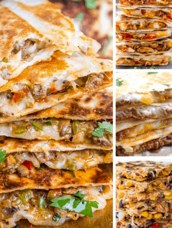 Best Quesadilla Recipes
