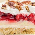 Cherry Cheesecake Lush