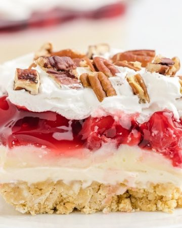 Cherry Cheesecake Lush