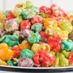 Rainbow Popcorn